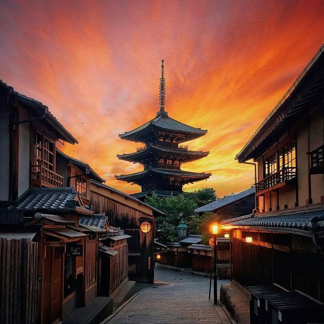 Best Amazing And Beautiful Places To Travel Images On - This amazing image is being called the most beautiful photo of kyoto ever