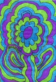 Georgia O'Keeffe - Abstract FlowersGeorgia O' Keeffe, Art Lessons, Abstract Art Kids, Abstract Flower, Visual Art, Art History, Flower Inspiration, Georgia Okeeffe, O' Keeffe Inspiration