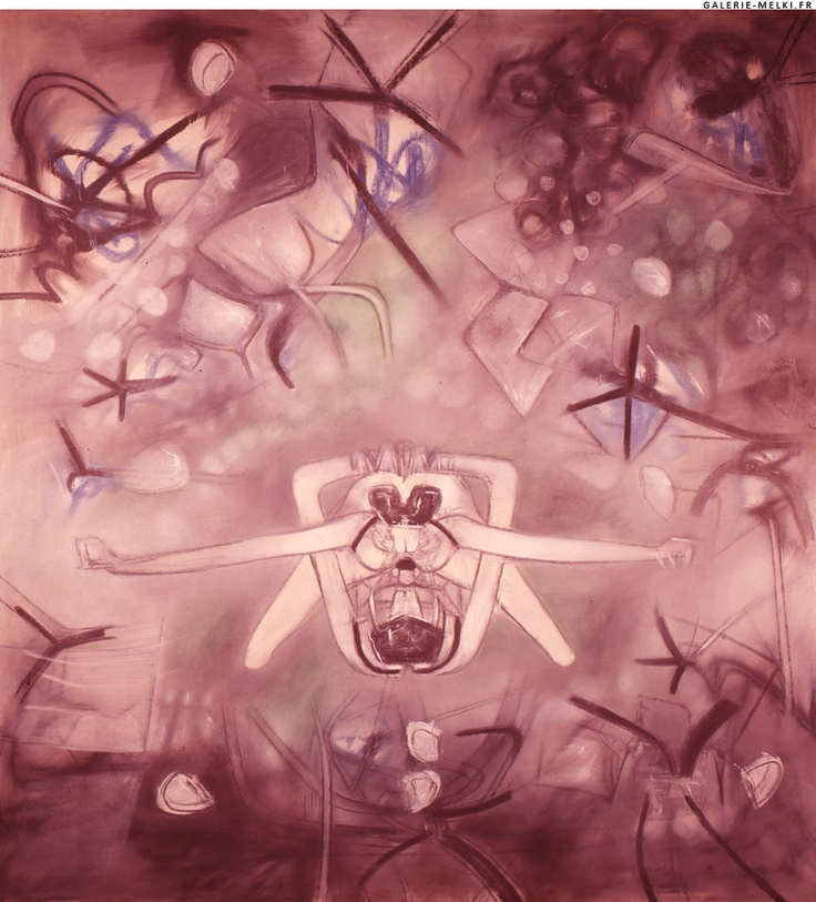 Le couple by Roberto matta Discover the coolest shows in New York at www.artexperience.com