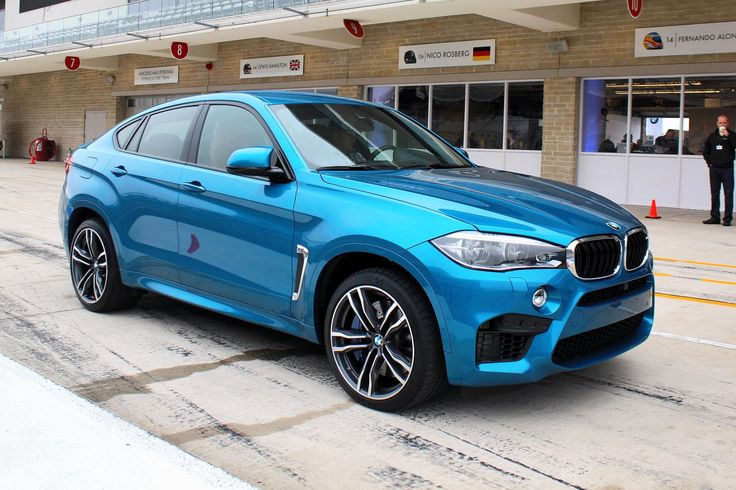 BMW-X6M. This has been my dream car for years, so it's safe to say my order has already been placed with the universe. Although this is a 2015 model, I don't really care what year my bmw x6m is.