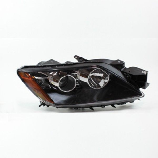 2007 Mazda CX-7 Chrome/Clear HID Headlights for SUV/Truck/Crossover - TYC - (pair)