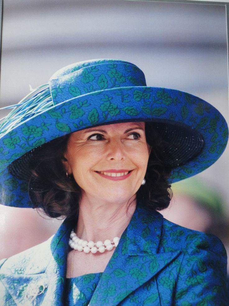 Queen Silvia in Philip Somerville