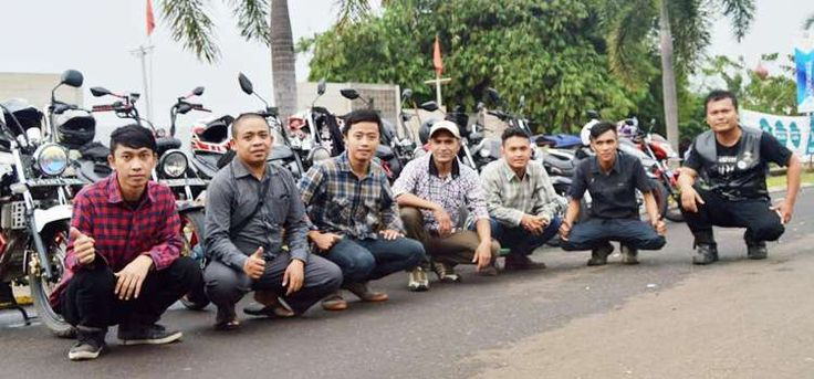 VJI (V-ixion japstyle indonesia) Kopi Santai di Waktu Pulang Kerja | Kabaroto