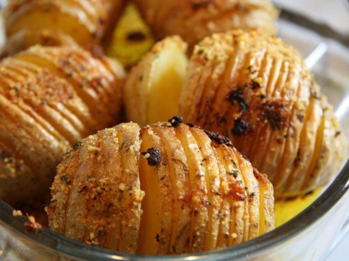 Pommes de terres aux épices rôties au four