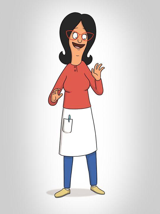 Linda Belcher, voiced by John Roberts (Bob's Burgers)