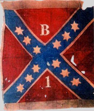 2nd confederate flag