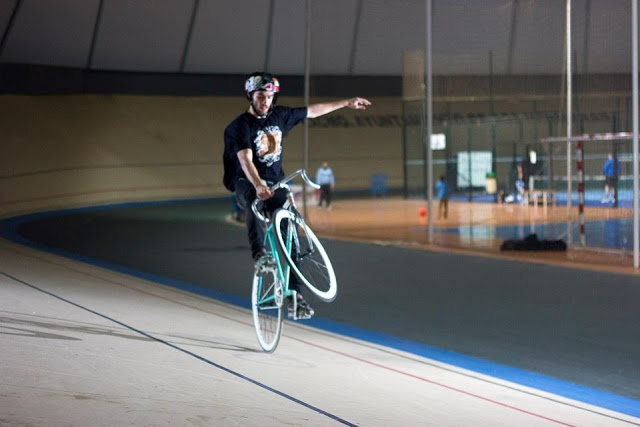 The Fixed Gear World