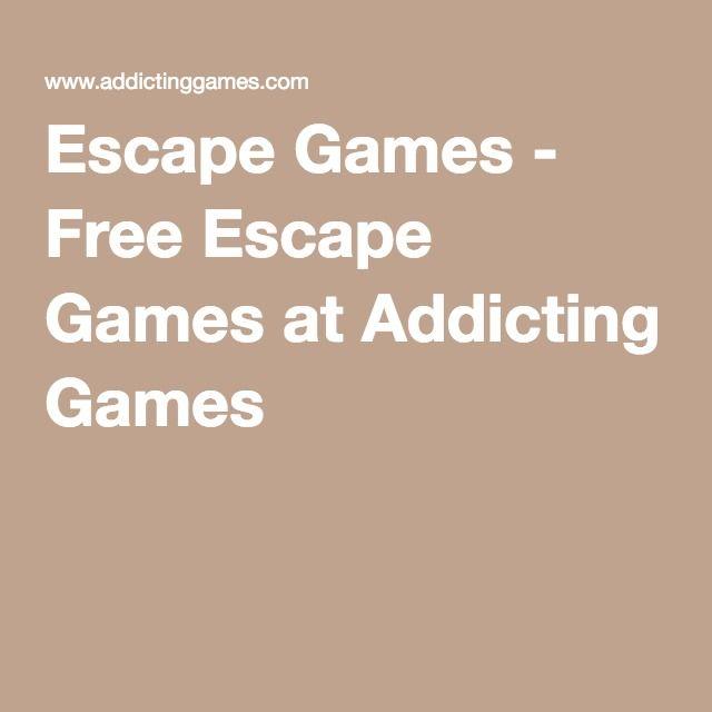 Escape Games - Free Escape Games at Addicting Games