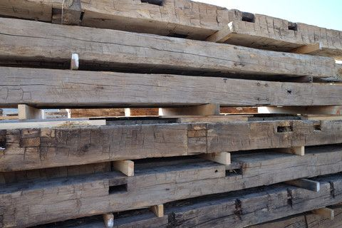 1000 ideas about hand hewn beams on pinterest bars for for Reclaimed wood beams los angeles