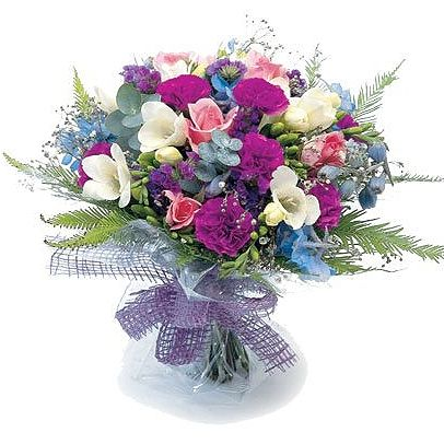 Flowers Online-Victoria Posy ♥ Flower Delivery Australia Wide