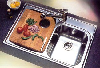 a cutting board to go over our sink maison pinterest. Black Bedroom Furniture Sets. Home Design Ideas