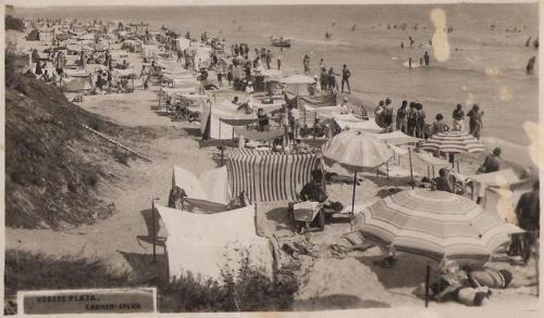 Carmen Sylva (Eforie Sud) Vedere plaja 1935
