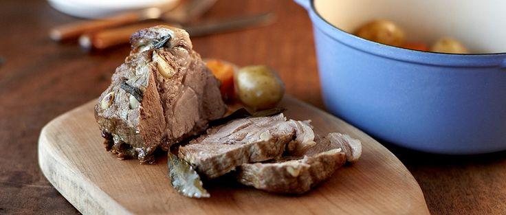 レシピ:豚肉のポットロースト - VERMICULAR | バーミキュラ
