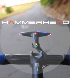 Hammerhead - Accesorio para bicicleta - GPS para bicicleta - Seguridad