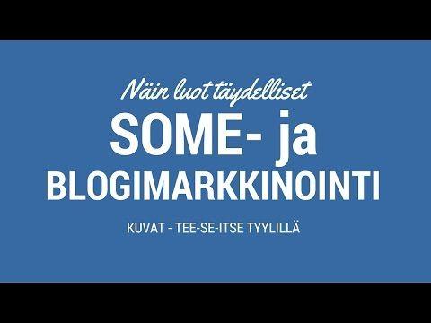 Näin luot täydelliset some- ja blogimarkkinointi kuvat - Innovitale.com - YouTube