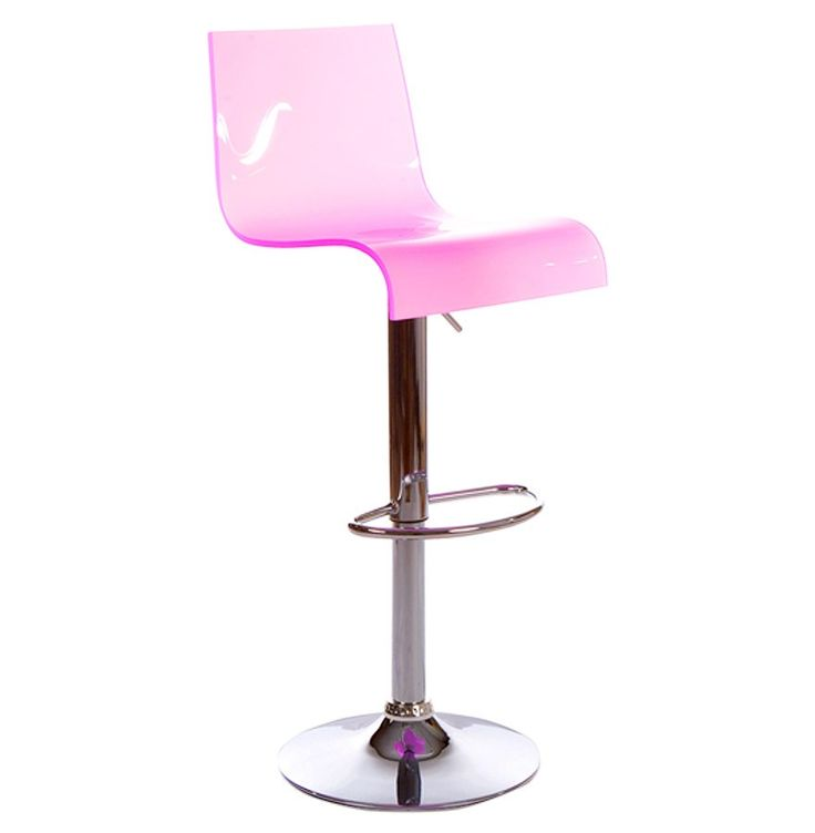 Medium Back Bar Stool - Black/Pink/Red/White/Smoked at Zurleys UK Buy Bar Stools Online.  sc 1 st  Pinterest & 45 best Bar stools images on Pinterest | Bar stools Furniture ... islam-shia.org