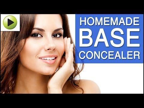 ▶ DIY Homemade Base Concealer - YouTube