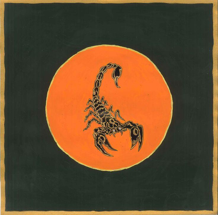 A Napkorong védelmezője. A 2013 nov 3, teljes napfogytakozás a Skorpióban hatásainak ellensűlyozására készült kép.