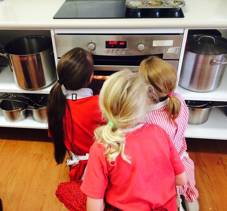 oven watching