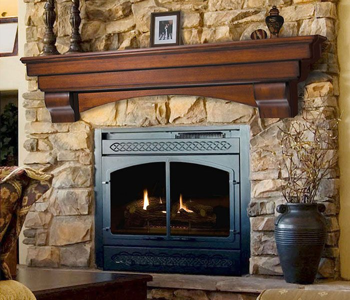 17 best images about top shelf on pinterest wood trim - Types fireplace mantel shelves choose ...