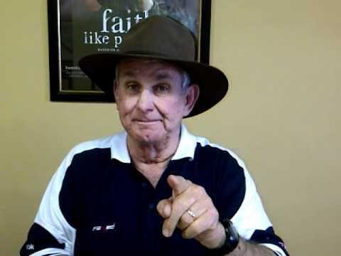 Faith is a doing word!  : Angus Buchan : 16th September 2011