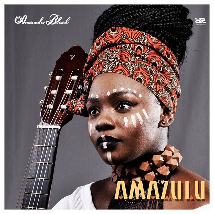 Talent true to its roots. Proudly African. Proudly South African​. Amanda Black!