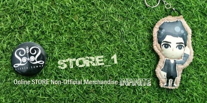 Little Lumut is online Store Non-Official Merchandise INFINITE