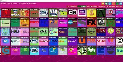 Rosadin TV   canales de pago gratis 2016Descaegar RosadinTV-+-lista-de-canales de pago gratis 14/01/2017
