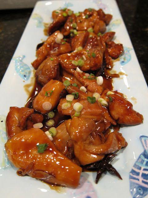 Pollo estilo Cha Sio