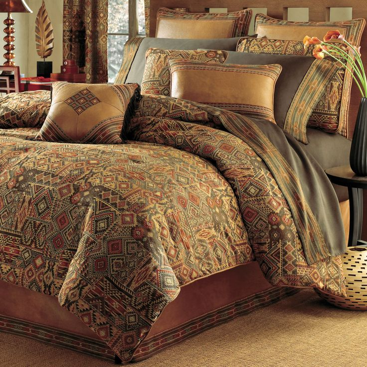master bedroom bedding collections brown bedding yosemite comforter bedding sets by 15994