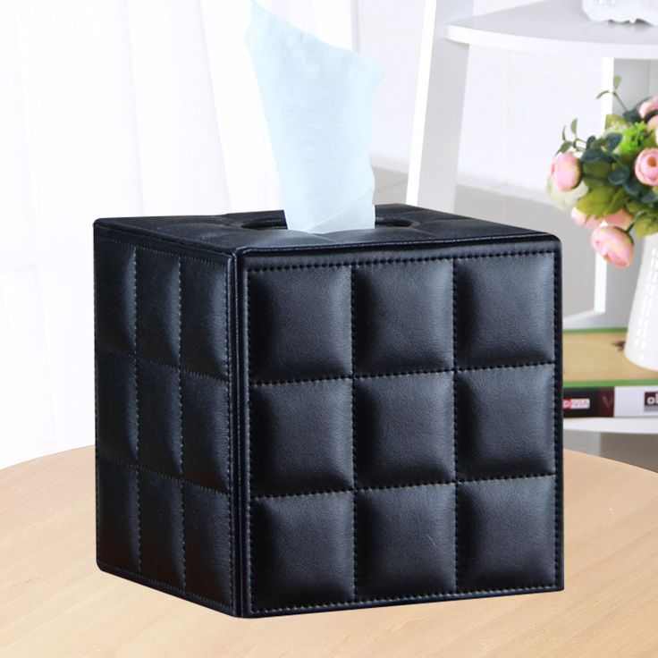 Luxury Modern Tissue Box Cover Holder Home Office Car Decorate New Box Hotel Table Napkin Holder. Click visit to buy #TissueBox