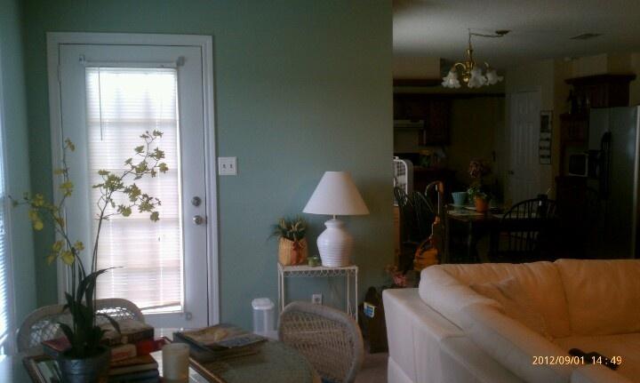 Living Room Farrow Amp Ball Green Blue