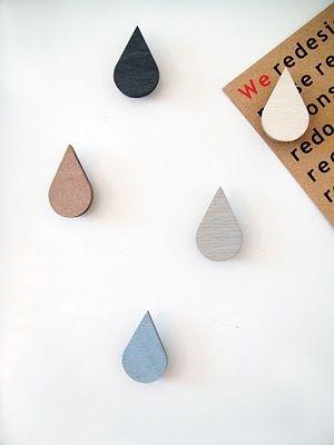 raindrop magnets