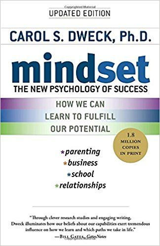 [Book] Mindset: The New Psychology of Success
