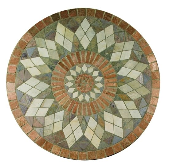 98 Best Tile Medallion And Mural Designs Images On