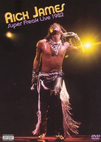 Rick James: Super Freak Live 1982 [DVD] [1982]
