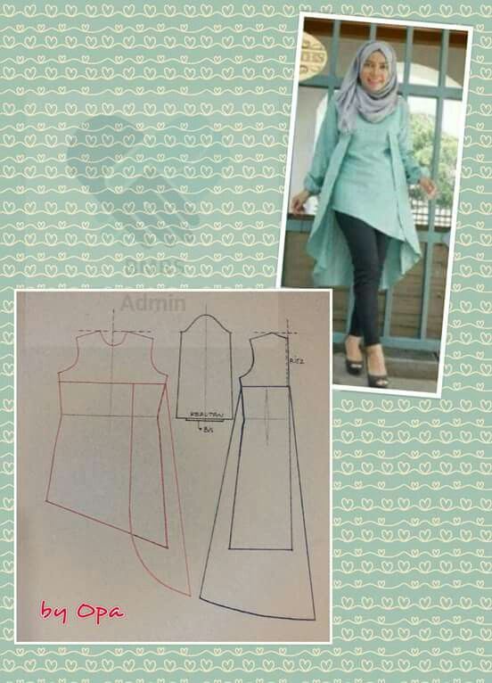 Hijabers blouse