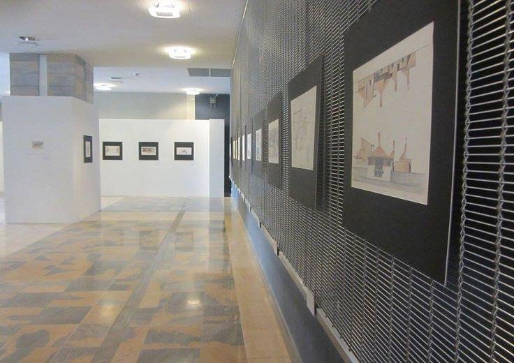 PANNELLI TELA ZEBRATA - Innovativo, ma funzionale utilizzo della nostra tela R&R. Il prodotto è stato infatti adoperato, presso il Palacultura di Messina, come un'enorme bacheca a muro sulla quale appendere foto, immagini e scritte.  More Info: http://m.ttmrossi.it  #design #ideadesign #idea #TTMRossi #Bacheca #architecture #architettura #interior #interiordesign