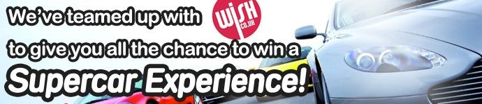 Happy Monday guys! Our new #competition is now live! Enter here - http://woobox.com/bpvspw for your chance to #WIN a Supercar driving experience courtesy of Wish.co.uk!! - Once entered please remember to share the comp with your friends for your bonus entries!! Competition ends on 26/01/14!