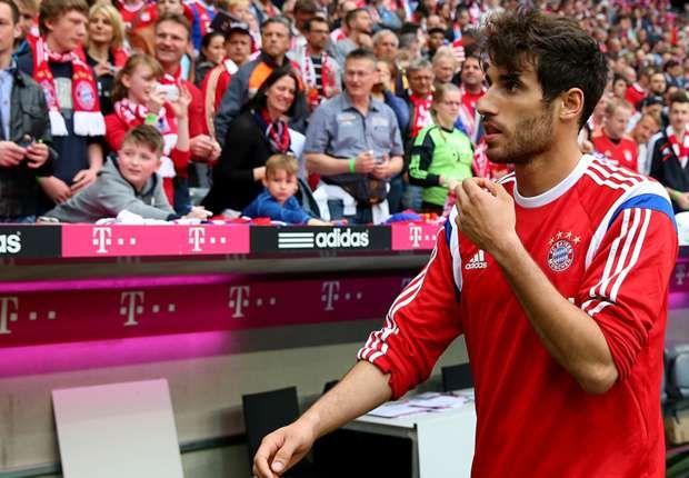 Cara Mendaftar IBCBET - Javi Martinez Sempat Khawatirkan Kariernya Bersama Skuad Bayern Munich - Javi Martinez mengaku sempat cemas jika kariernya mungkin akan berakhir prematur menyusul cedera lut...