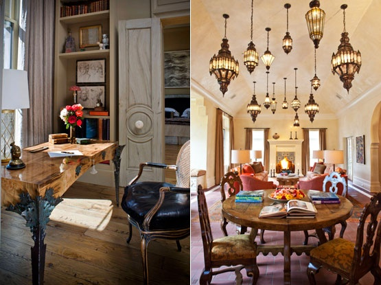 Fisher Weisman designed. | House, Home decor, Dining table