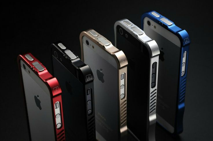 Amazing aluminum iPhone case by miCase.gr