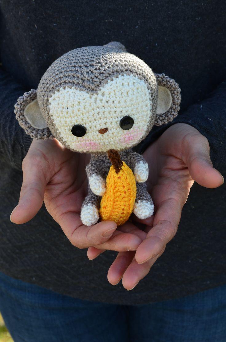 Ouistiti-singe-crochet-la chouette bricole (13)