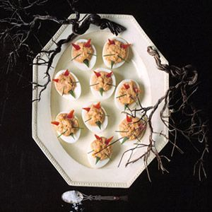 Devilish Eggs Recipe - Delish.com