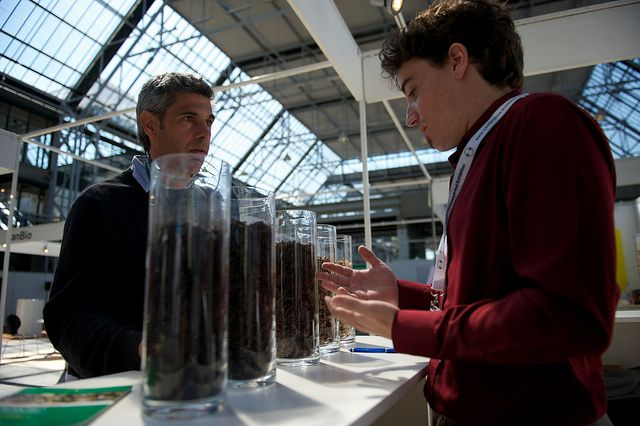 #pellets at the 21st European #biomass conference and exhibition, #copenhagen