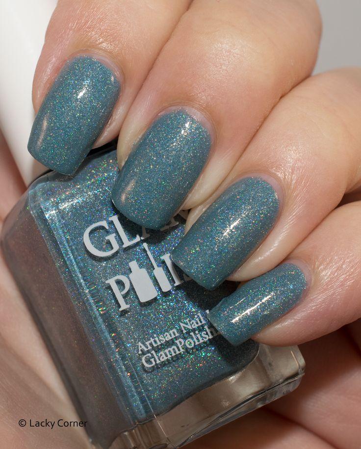 Lacky Corner: Glam Polish - Fleur