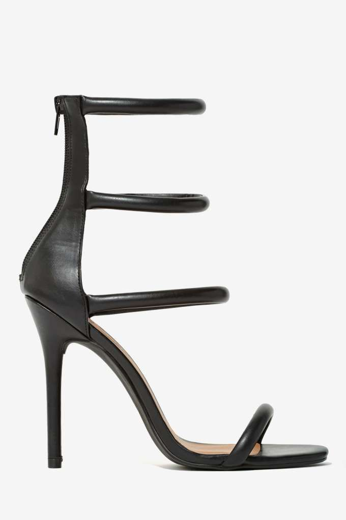 Nasty Gal On A Level Heel