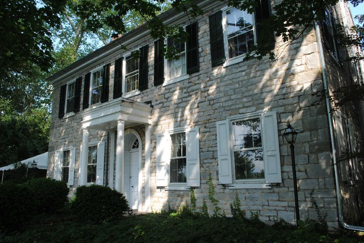 Two Mile House in Carlisle, PA. Built in 1820. Used as a residence and a tavern. Home of the annual Celtic Festival.