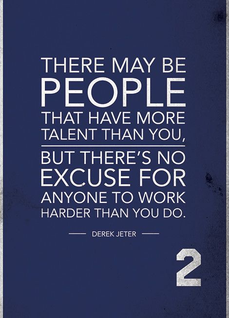 ''Derek Jeter Quote on Print. See more at www.finesportsprints.com #jeter #sportsquote #yankees''