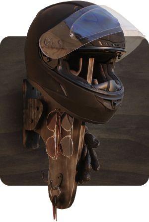 Motorcycle Gear Racks